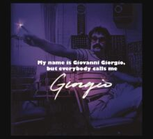 Giorgio By Moroder by bloogun