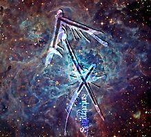 'Sagittarius' by STUDIO 88 TARANAKI NZ