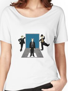 Silent Comedy Stars Women's Relaxed Fit T-Shirt