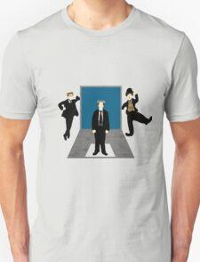 Silent Comedy Stars Unisex T-Shirt
