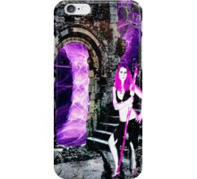 Into the Time Void iPhone Case/Skin