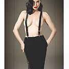 Dita Von Teese by hatecrew