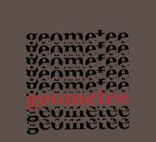 Geometee Cascade - Low Unisex T-Shirt