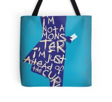 The Dark Knight - Joker: Ahead of the Curve Tote Bag