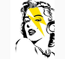 Yellow flash Marilyn stardust Unisex T-Shirt