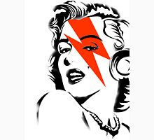 Red flash Marilyn stardust Unisex T-Shirt