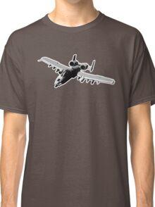 Fairchild Republic A-10 Thunderbolt II - Tank Buster Classic T-Shirt