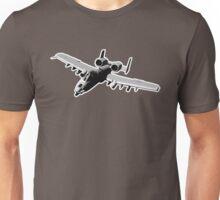 Fairchild Republic A-10 Thunderbolt II - Tank Buster Unisex T-Shirt