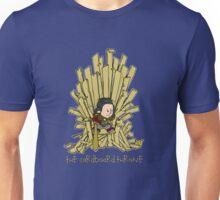 The Cardboard Throne Unisex T-Shirt