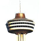 Skylon Tower by Barry W  King
