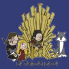 The Cardboard Throne extended cast by barry neeson