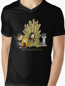 The Cardboard Throne extended cast Mens V-Neck T-Shirt