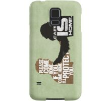 Rise of the Planet of the Apes: Caesar is Home Samsung Galaxy Case/Skin