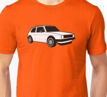 Mark 1 Volkswagen Golf Unisex T-Shirt