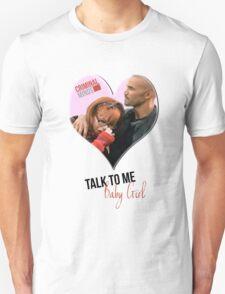 Criminal Minds - Morgan and Garcia T-Shirt
