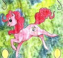 Pinkie Pie by first-edition