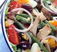 Salad Nicoise by franz168