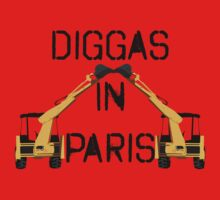 Diggers in Paris by MarieShimmy