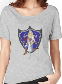 Zelda in armour Women's Relaxed Fit T-Shirt