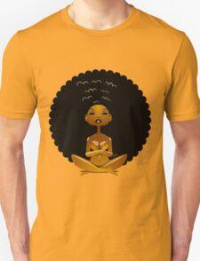 Afro Girl Spirit T-Shirt