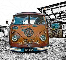 VW Split Screen by mhfore