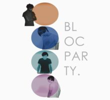 BLOC PARTY BANQUET T-Shirt