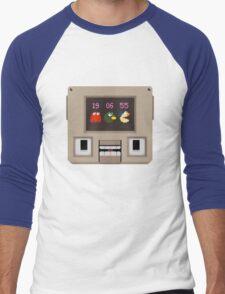 Hey! Look! A pixel! Men's Baseball ¾ T-Shirt