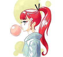 Bubblegum by freeminds