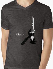 iDunk Mens V-Neck T-Shirt