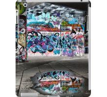 London Southbank Skate Graffiti iPad Case/Skin