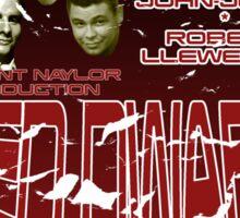 Red Dwarf. Sticker