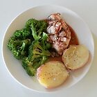 Rosemary-Garlic-Balsamic Chicken Breasts by Michael Redbourn
