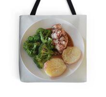 Rosemary-Garlic-Balsamic Chicken Breasts Tote Bag