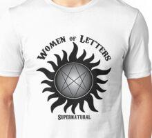 Women of Letters V2 Unisex T-Shirt