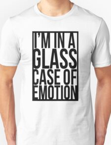 Glass Case of Emotion Unisex T-Shirt