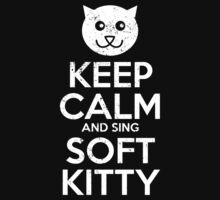Soft Kitty by KDGrafx