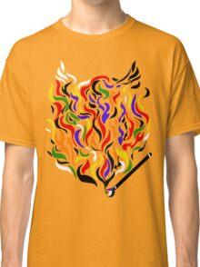 Paint a Fire! Classic T-Shirt