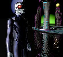 hip cyberpunk funk by Atman Victor