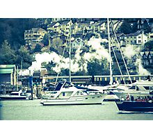 Dartmouth Steam Train Photographic Print