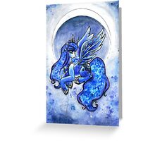 The Mare in the Moon Greeting Card