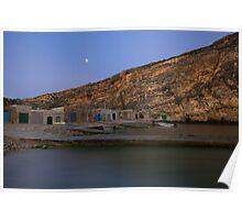 Gozo - Inland Sea Poster