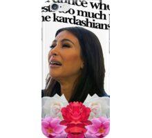 yeah u r  iPhone Case/Skin