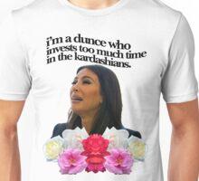 yeah u r  Unisex T-Shirt
