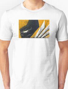 Wolverine Adamantium Rage T-Shirt