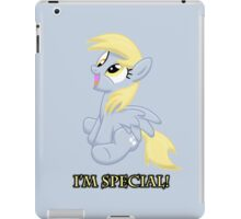I'm special iPad Case/Skin