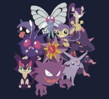 Purple Pokemon Unite! by Berri-Blossom