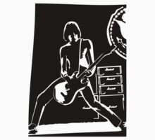 Johnny Ramone The Ramones by 53V3NH