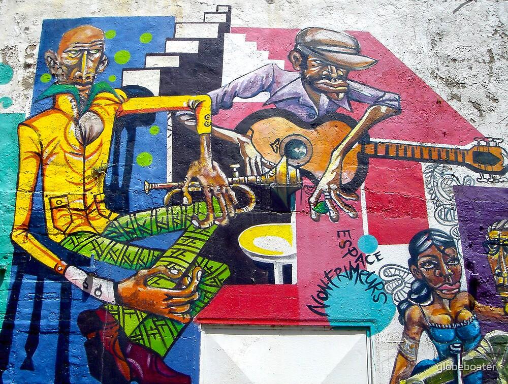 Street Art by globeboater