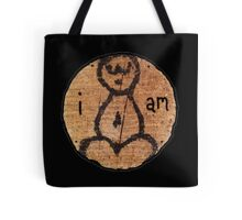 I AM simply me Tote Bag