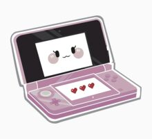 Cute Pink 3DS by Berri-Blossom